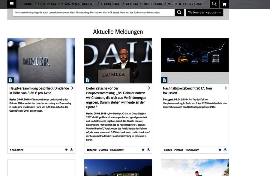 AMID News: Der neue Multimedia-Newsroom
